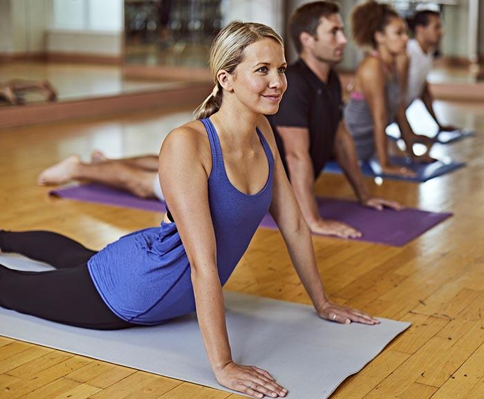 Marriott Fitness offers Gym Membership